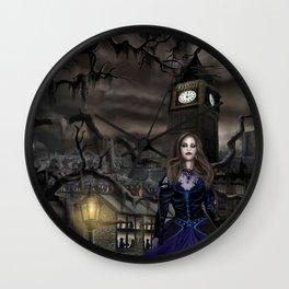 Drucilla Wall Clock
