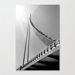 Assut de l'Or Bridge Canvas Print