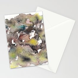 Green ing Stationery Cards
