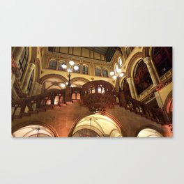 Café Central, Vienna Canvas Print