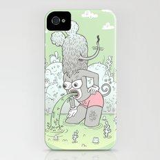 knee deep Slim Case iPhone (4, 4s)