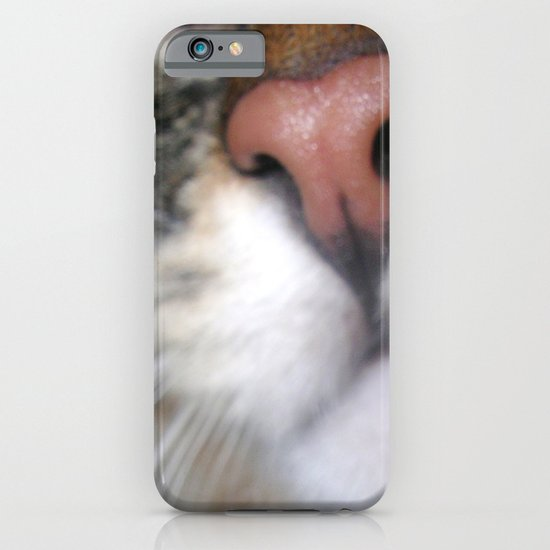 Kitty Nose iPhone & iPod Case
