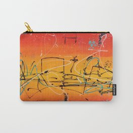 Hot Aurora Carry-All Pouch