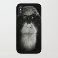 Debrazza's Monkey Square iPhone X Slim Case