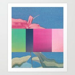 Untitled 20151118f (Arrangement) Art Print