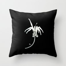 Imaginary Flower Throw Pillow