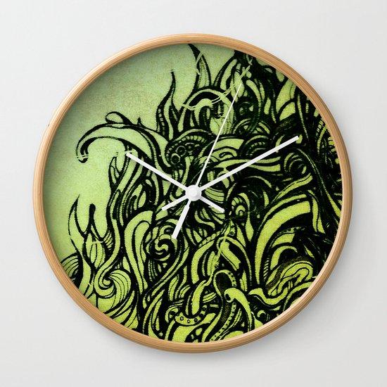REM 2 Wall Clock