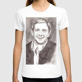 Martin Freeman as John Watson T-shirt