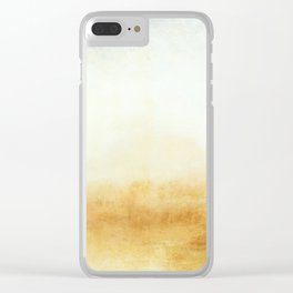 Joseph Mallord William Turner - Landscape Clear iPhone Case