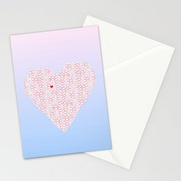 Love Story Stationery Cards