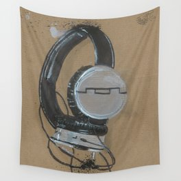 Sol Republic Headphones - These are the things I use to define myself Wall Tapestry