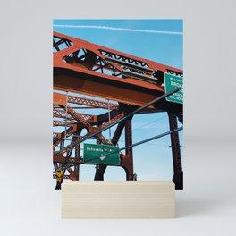 broadway Mini Art Print