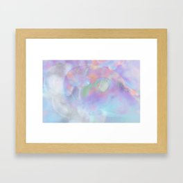 Orgasm Framed Art Print