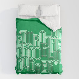 Return of the Crooklyn Dodger Comforters