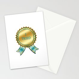 I Tried Stationery Cards