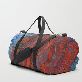 Oceans on Mars Duffle Bag