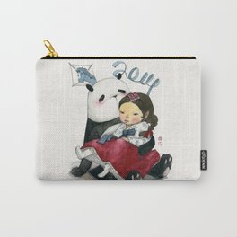 Panda New Year Carry-All Pouch