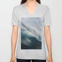 Crystal Rip Curl Surfers Dream Unisex V-Neck