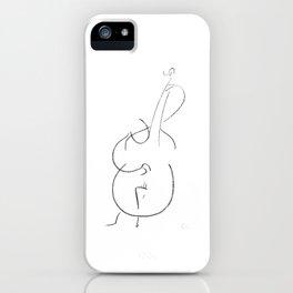 Gary Peacock – Improvisations in Jazz iPhone Case