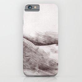 Good Morning My Love iPhone Case