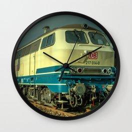 Koblenz Wabbit  Wall Clock