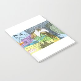 Norwich- City of Stories Notebook