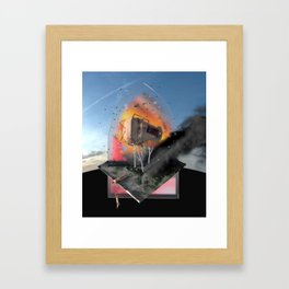 You Have No Ones Eyes Framed Art Print