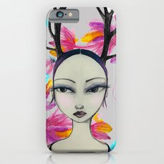 Fawn Woodland Gal iPhone 6s Slim Case