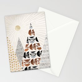 All The Magical Mountains Stationery Cards
