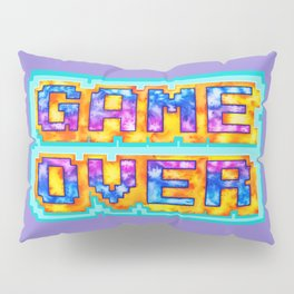 Game Over Pillow Sham