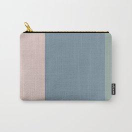 Contemporary Color Block XI Carry-All Pouch