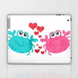 Love Crab Laptop & iPad Skin