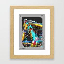 EXP:011 Framed Art Print