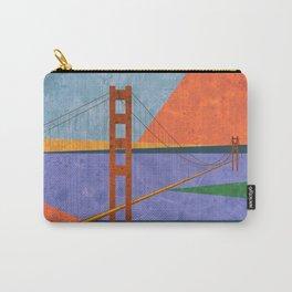Golden Gate Bridge II Carry-All Pouch