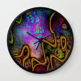 Invasive Species II Wall Clock