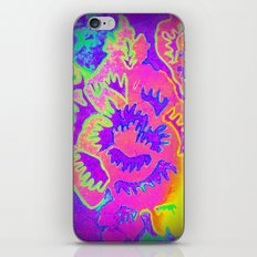 Neon Fantasy iPhone & iPod Skin