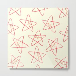 starry II Metal Print