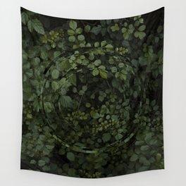 Tranquil Botanics (v.I) Wall Tapestry