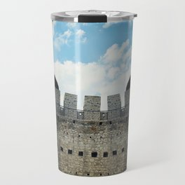 Soroca Fortress Moldova Travel Mug