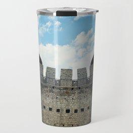 Soroca Fortress Moldova Travel Mug