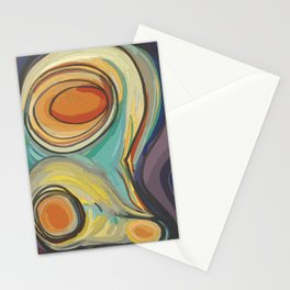 Tree Stump Series 2 - Illustration Stationery Cards