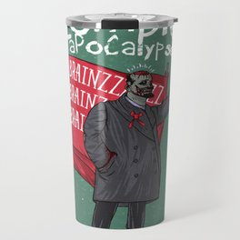 Zombie Lenin Travel Mug