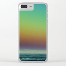 - sea in the shell #2 - Clear iPhone Case
