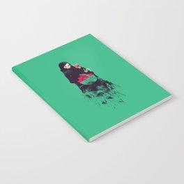 Death Valentine Gift Notebook