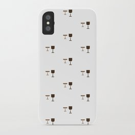 GLASS PATTERN iPhone Case