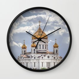 Cathedral of Christ the Saviour, Moscow Wall Clock
