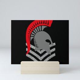 Sgt Spartan Mini Art Print