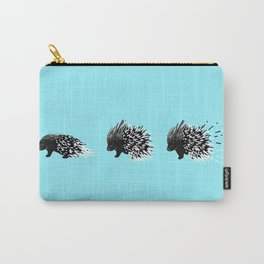 Crested Porcupine Carry-All Pouch