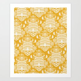 honey house Art Print