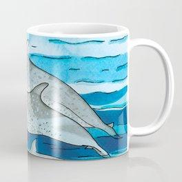 Noah's Ark - Pantropical spotted dolphin Coffee Mug